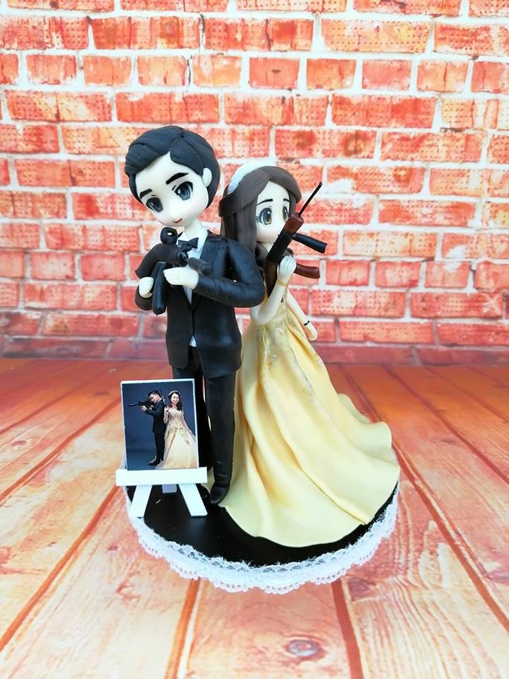 Quà tặng đám cưới cô dâu chú rể【Cơ Hội】【Bảo Hành Trọn Đời】