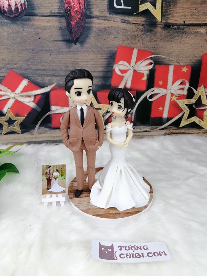 shop quà cưới cô dâu chú rể【Giá Tốt】【Số lượng có hạn】