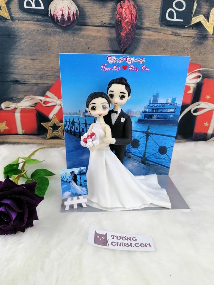 Quà tặng đám cưới cô dâu chú rể【Khuyến Mãi】【Mua đi chờ chi】