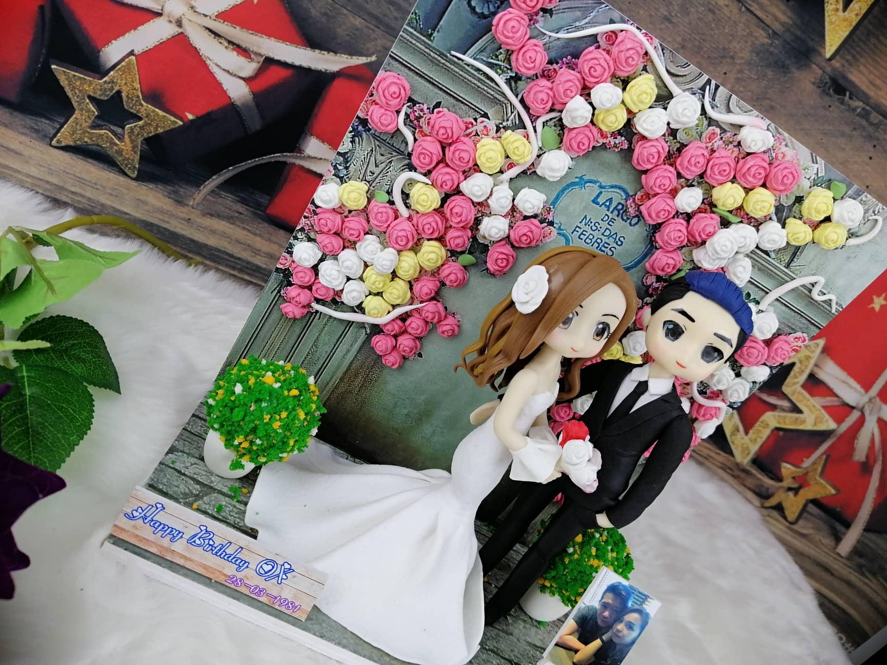 Quà tặng đám cưới cô dâu chú rể【Nhanh tay】【Mua Ngay】【Giá Ưu đãi】