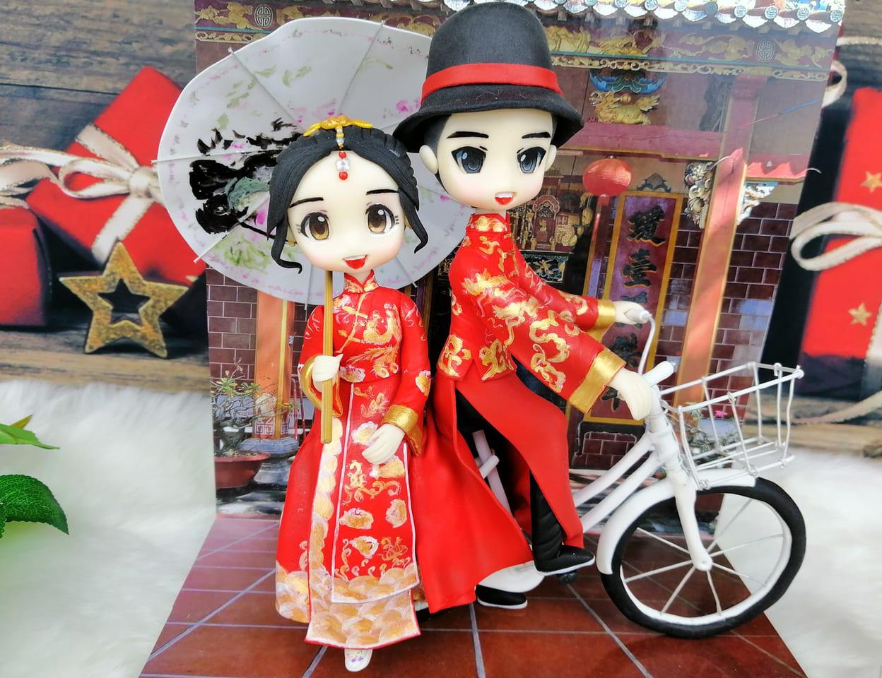 Quà tặng đám cưới cô dâu chú rể【Mua Ngay】 【Click Ngay】 【Khuyến Mãi】