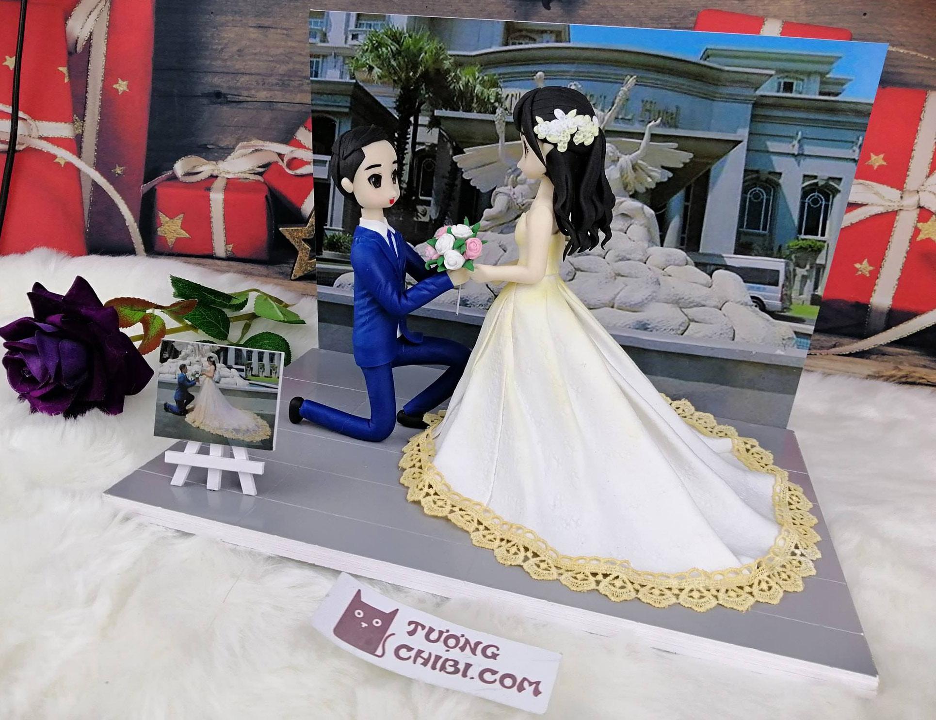 Quà cảm ơn đám cưới tặng khách mời 2020【Giá Tốt】【Khuyến Mãi】