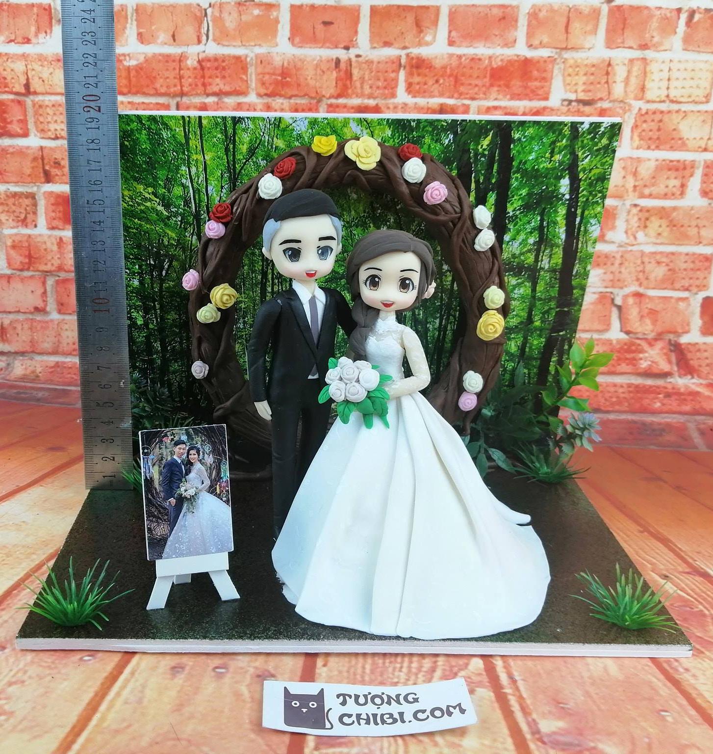 Quà lưu niệm đặc trưng của việt nam đà nẵng đám cưới dễ thương giá rẻ