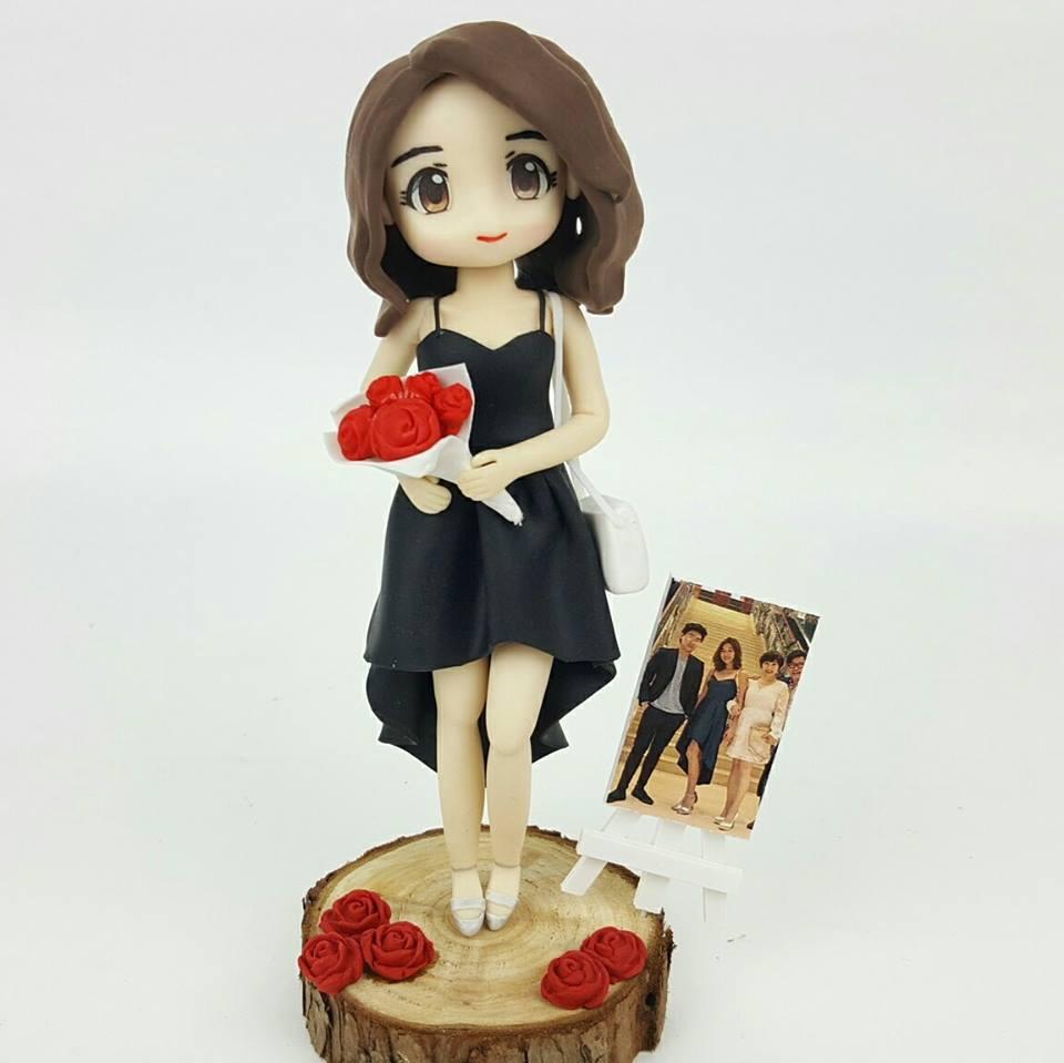 【mua quà sinh nhật cho bạn nữ của tượng chibi tamy】
