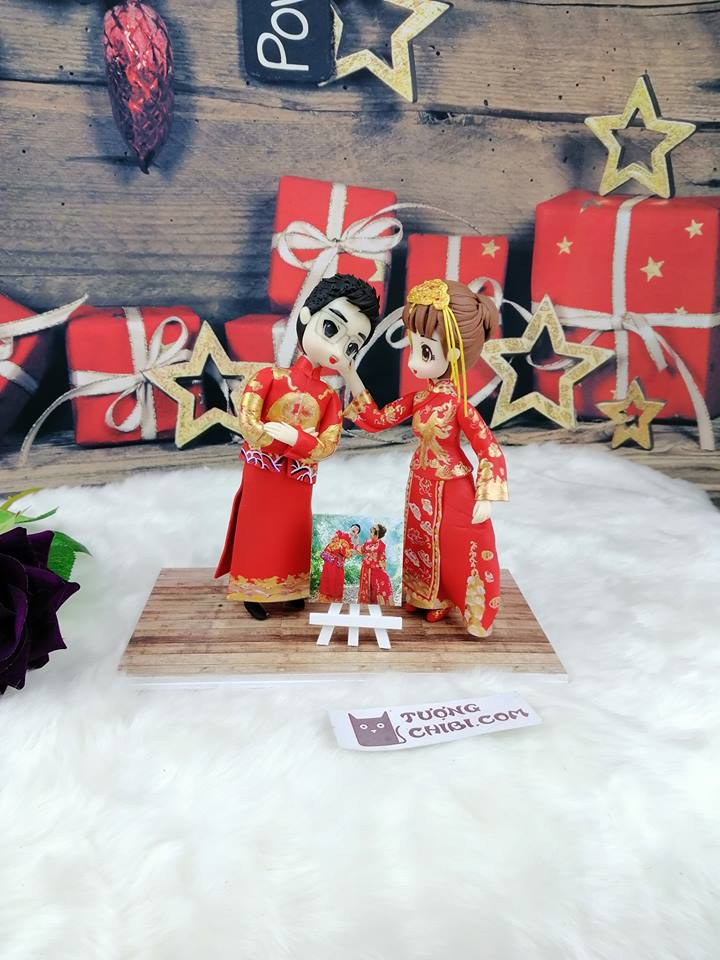 Quà tặng handmade, quà tặng DIY, quà tặng đám cưới