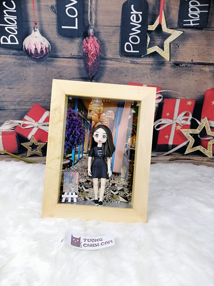 【quà lưu niệm việt nam giá rẻ của tượng chibi tamy】
